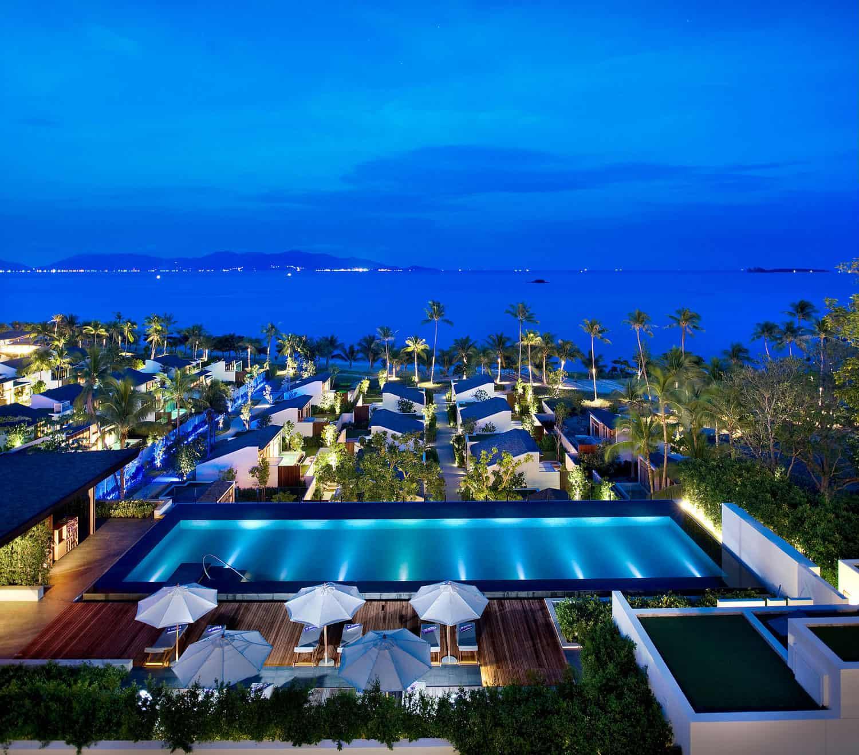 Luxury W Retreat Koh Samui in Thailand Update