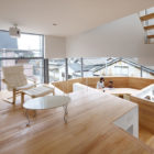 House in Matsubara by Fujiwarramuro Architects (2)