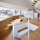 House in Matsubara by Fujiwarramuro Architects (4)
