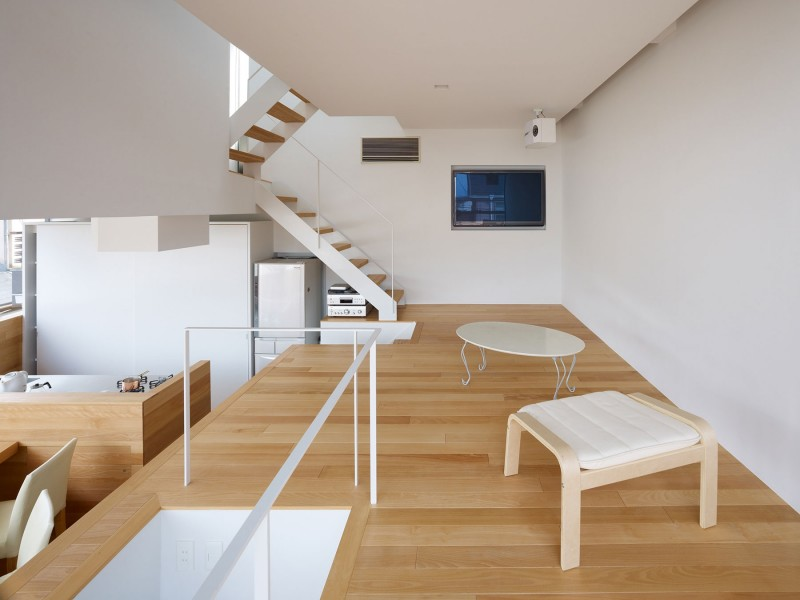 Japanese interior design for small spaces