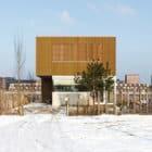 IJburg Villa by Marc Prosman Architecten (4)