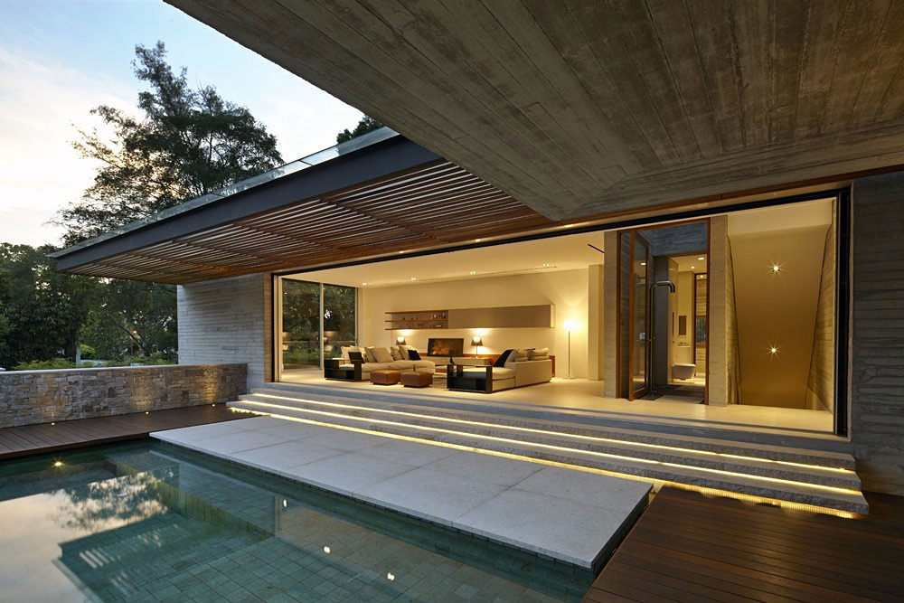 JKC2 House by ONG&ONG