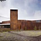 House in La Moraleja by Dahl Architects GHG Architects (2)