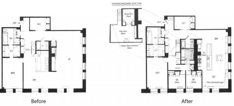 Ideal View in gallery floor plans