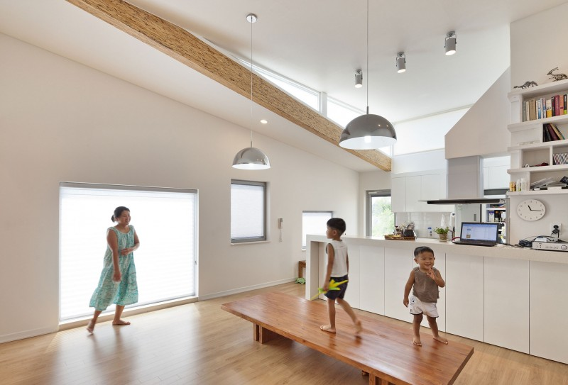 Modern House Interior Kitchen - Home Design Ideas - http://www ...