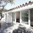 Beach House in Ses Oliveres by Toni Girones (3)