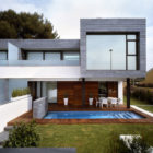 Six Semi Detached Houses Isolated House in Rocafort by Antonio Altarriba Comes (5)