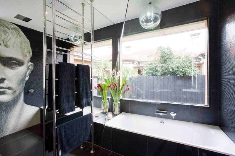 Lovely A Modern Seamless Bathroom with True WOW Factor by Minosa Design u Royston Wilson Design