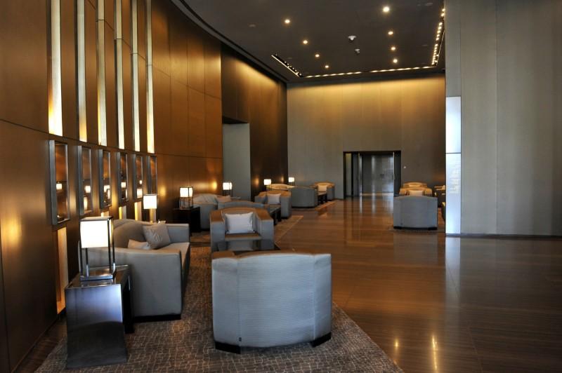 Armani hotel dubai for Hotel design dubai