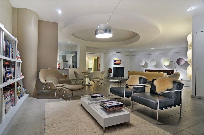 A Chic Apartment On Prince Street