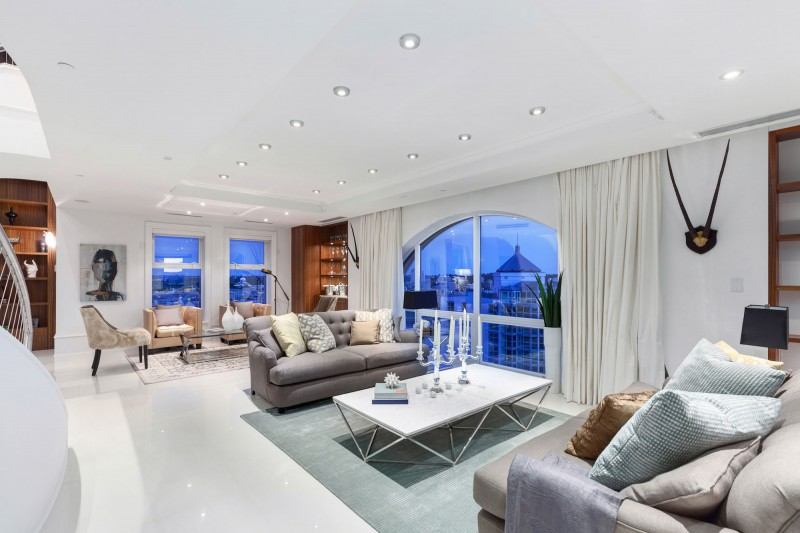 The elysium penthouse