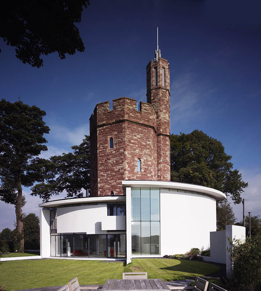 Lymm Water Tower by Ellis Williams Architects (3)