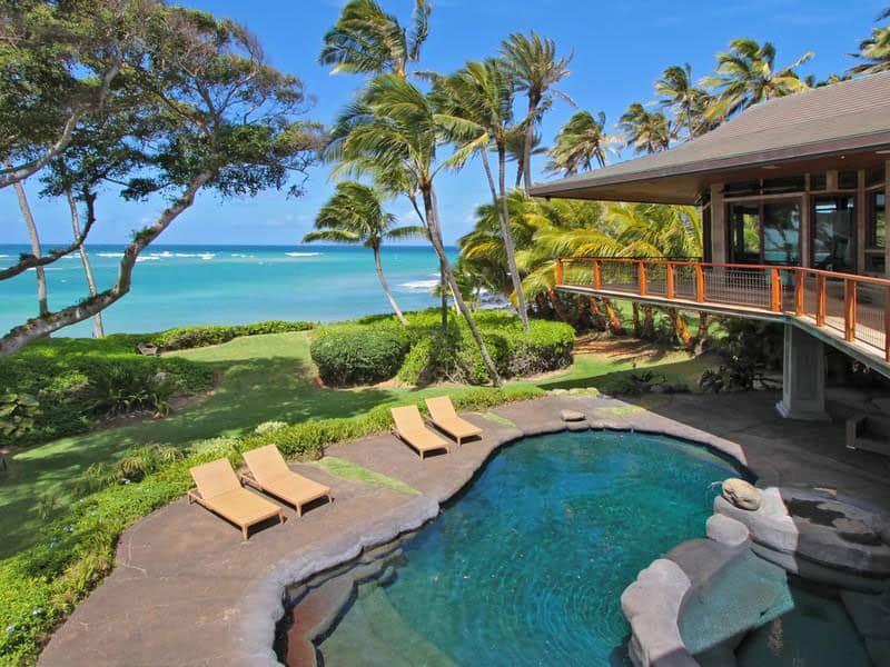 North Shore Hawaii Luxury Villa