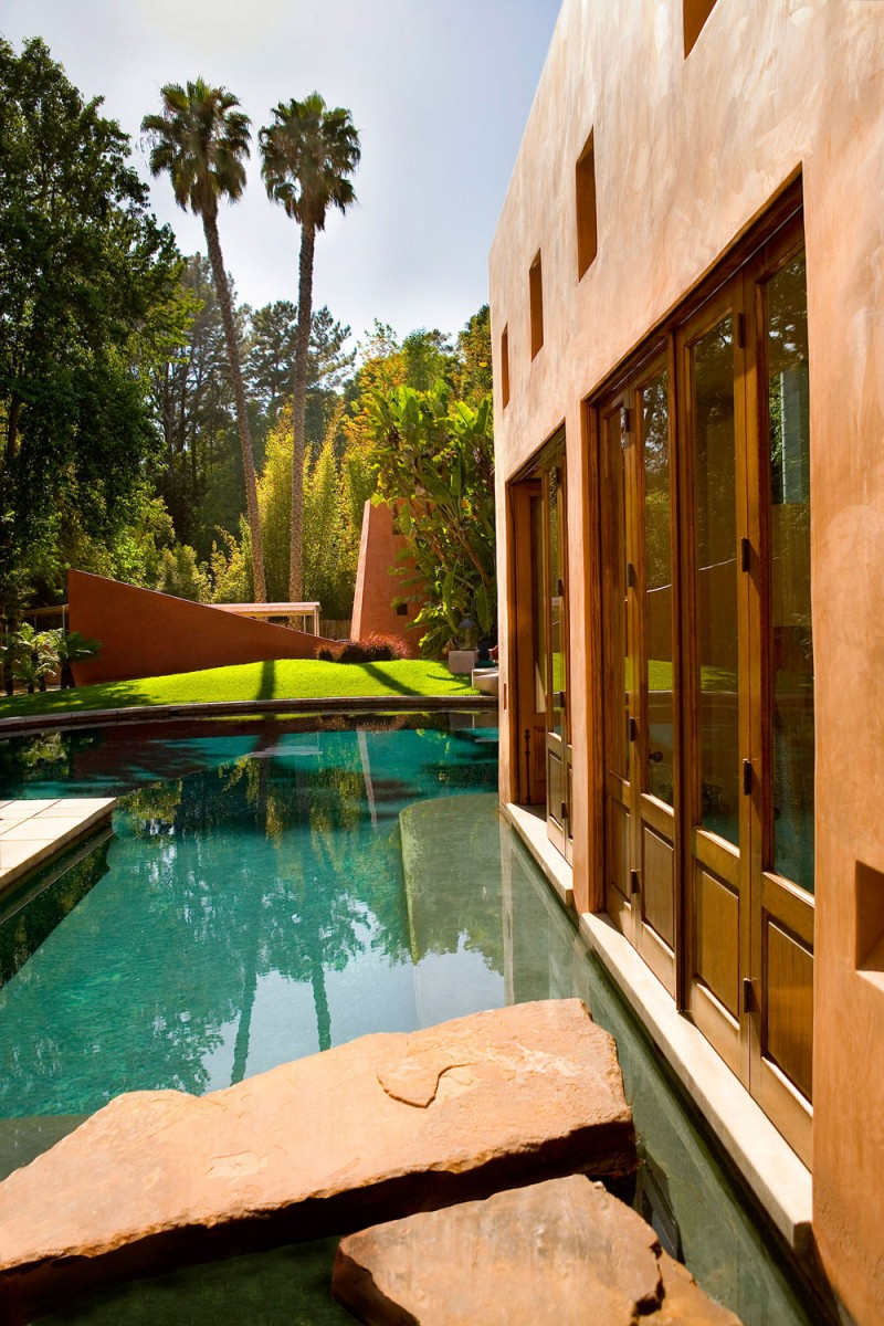 Mandeville Canyon By Whipple Russell Architects - Contemporary wallace ridge house by whipple russell architects