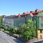 Newly-Renovated Apartment in Gothenburg (1)