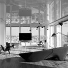 R1T Apartment by Partizki & Liani Architects (1)