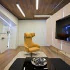 TV Room by Geometrix Design (2)