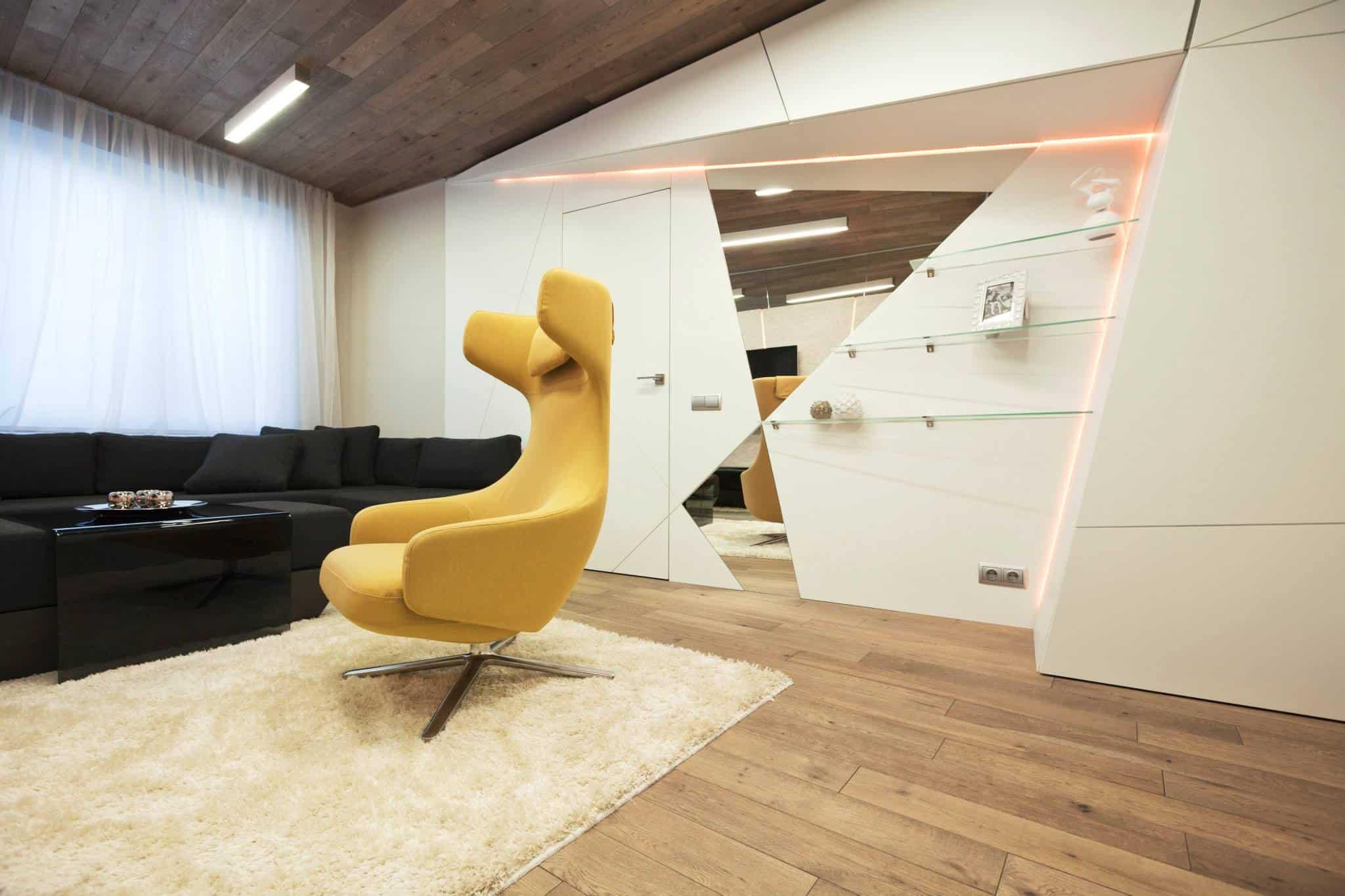 Parametrium Of Contrasts Miroshkin Michael Miroshkina Elen By Geometrix Design Amazing TV Room By Geometrix Design 8679 2