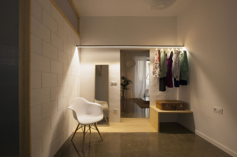 Twin House, Two Twin Apartments in Barcelona
