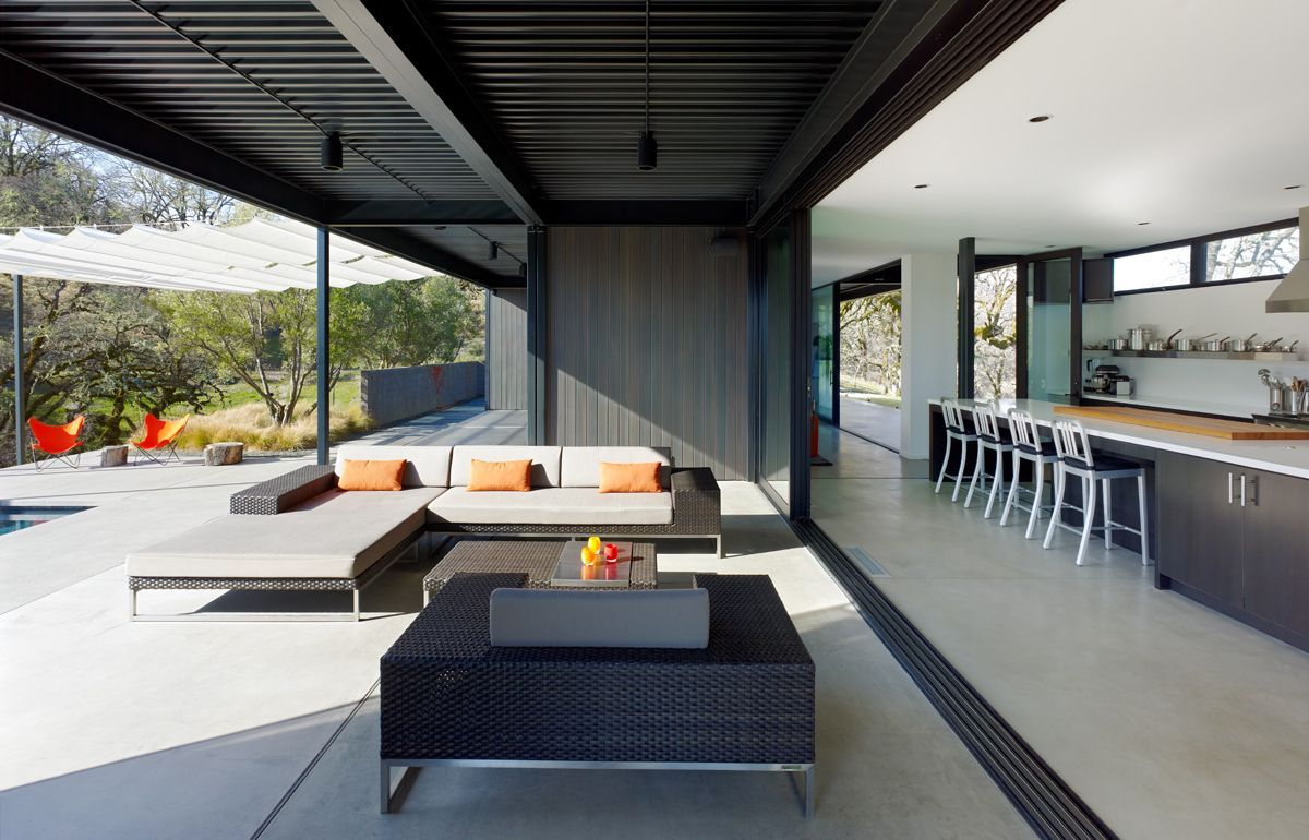 Burton Residence by Marmol Radziner