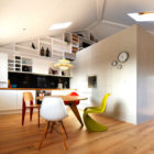 Loft Space in Camden by Craft Design (2)