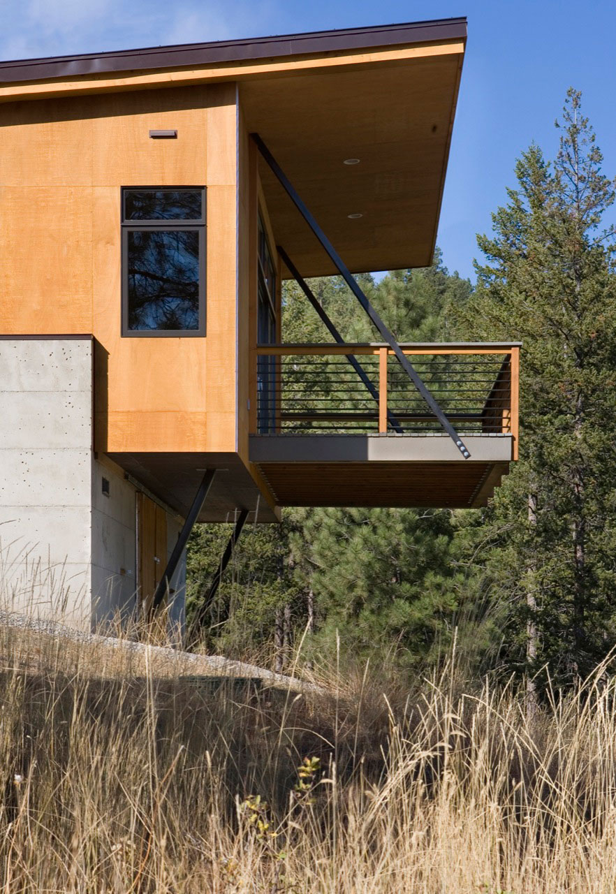 Pine Forest Cabin by Balance Associates Architects (4)