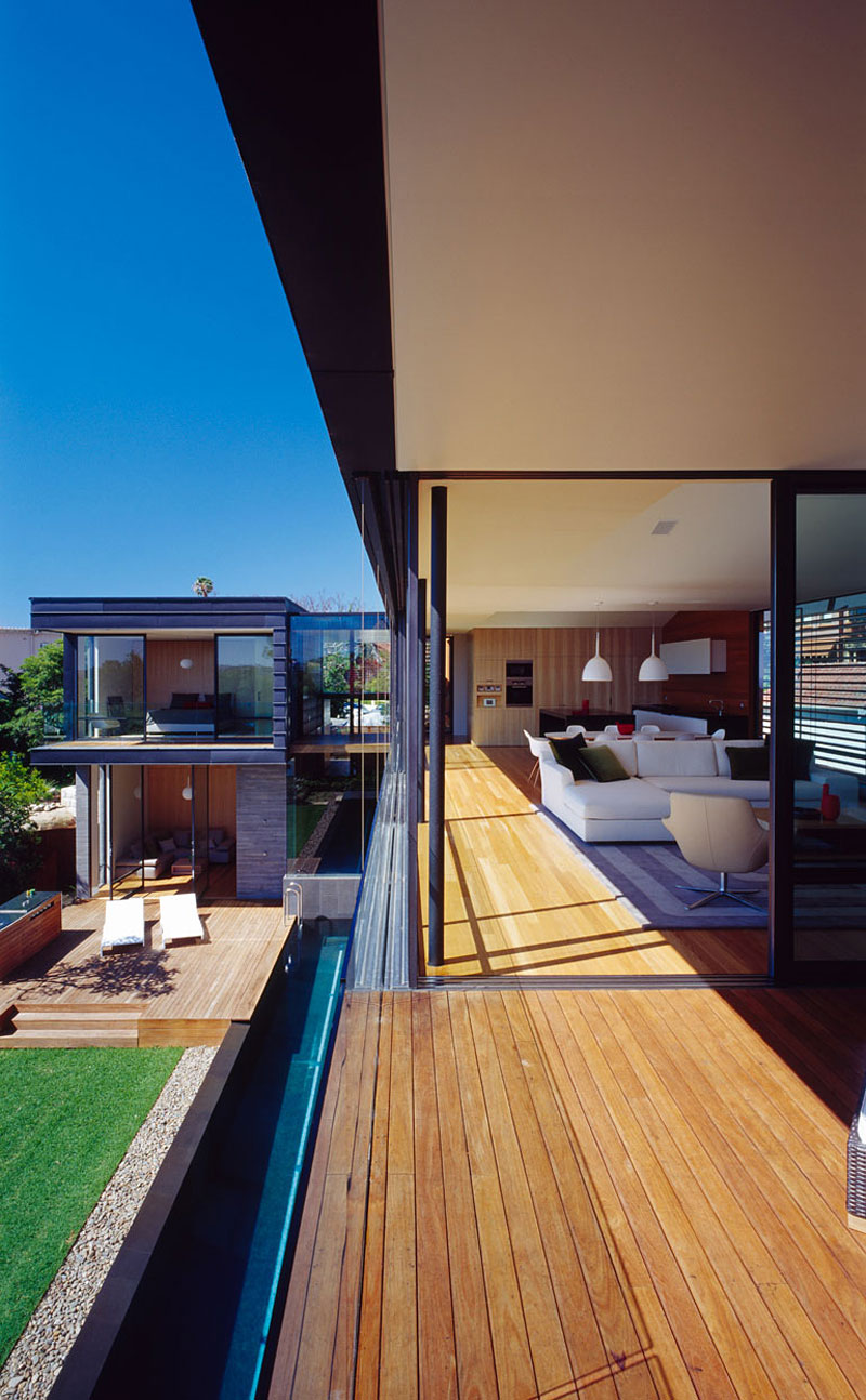 Balmoral House by Fox Johnston Architects (5)