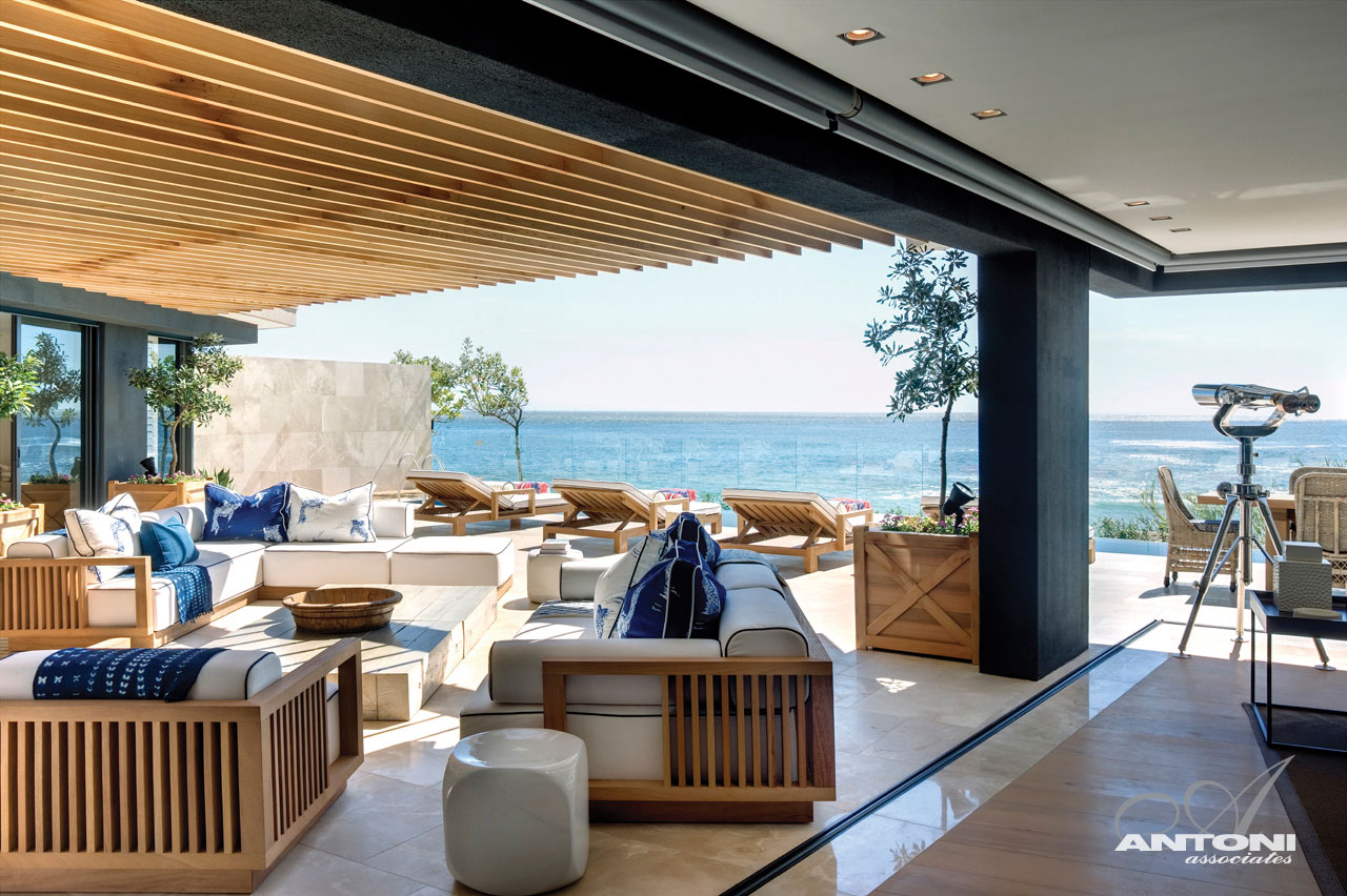 Clifton Beach by Antoni Associates