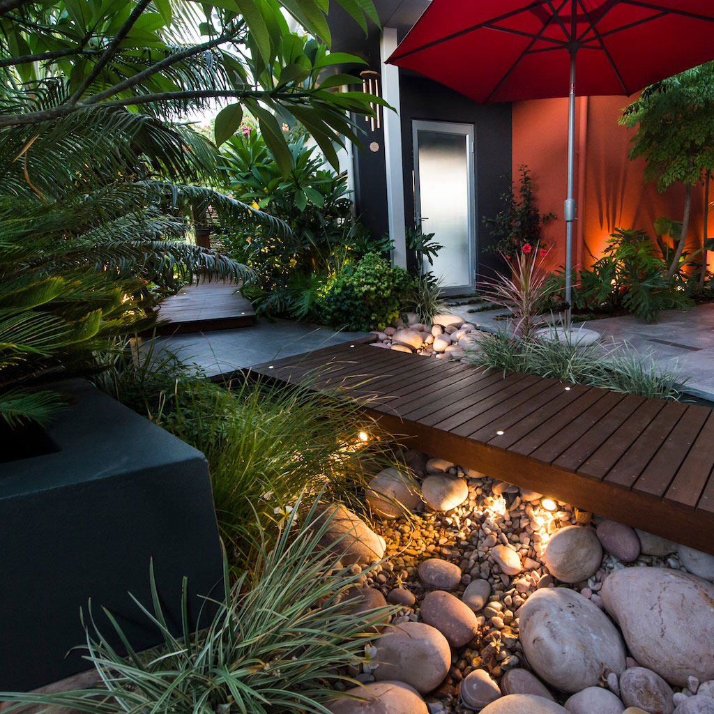 Cultivart Landscape Design Perth: Karrinyup Courtyards By CultivArt Landscape Design (4