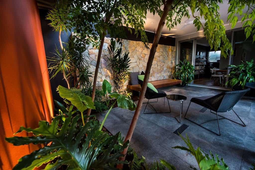 karrinyup courtyards by cultivart landscape design. Black Bedroom Furniture Sets. Home Design Ideas