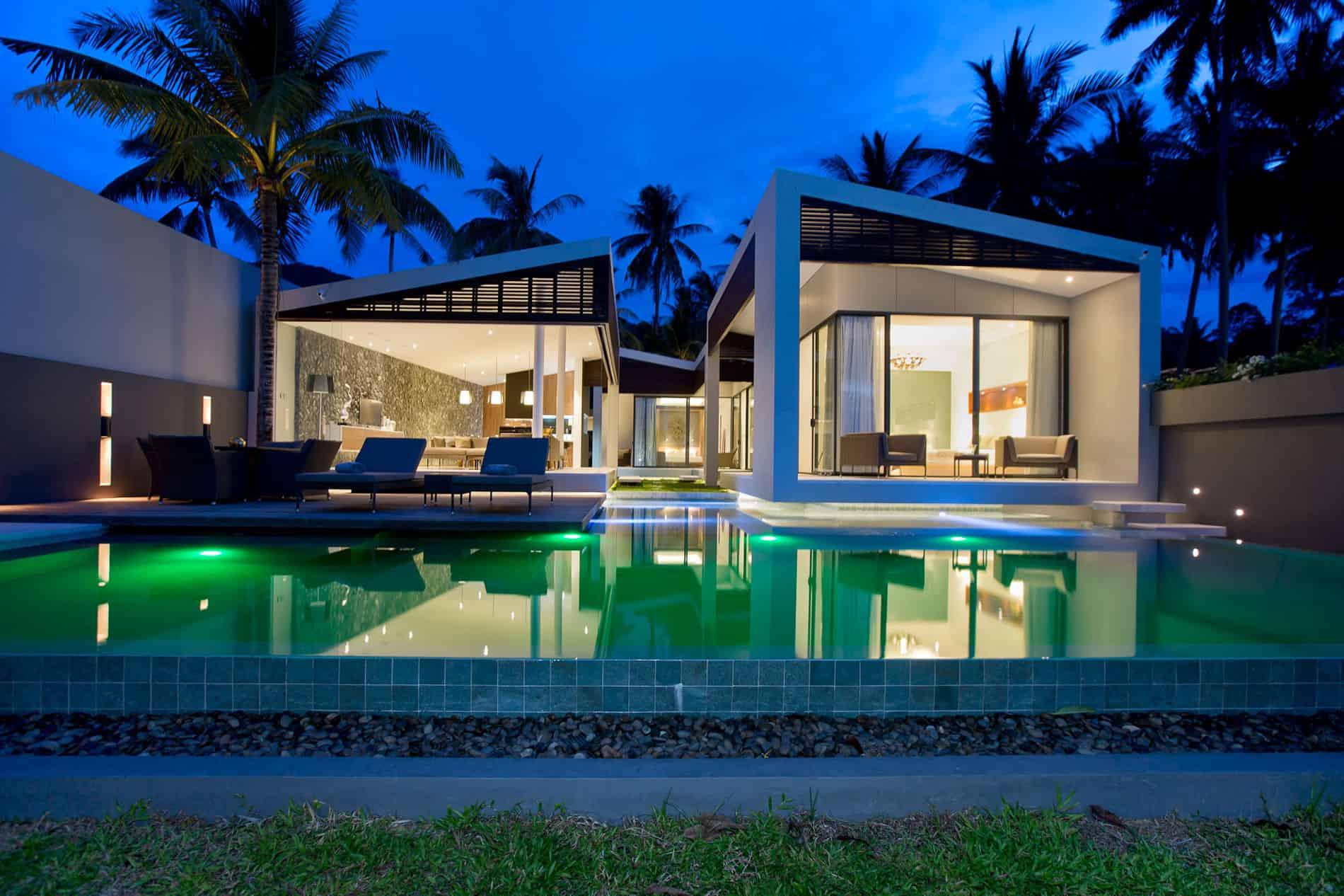 Mandalay beach villas