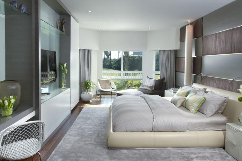Stunning Waterfront Modern Masterpiece By Ralph Choeff In Miami Beach