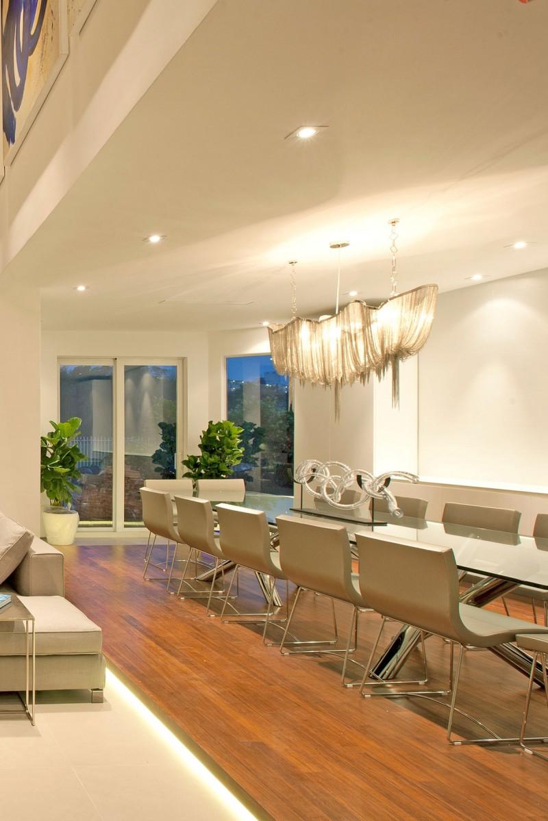 Miami modern home by dkor interiors - Modern contemporary interior design ...