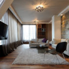 Penthouse in Belgrade by Gradnja (5)