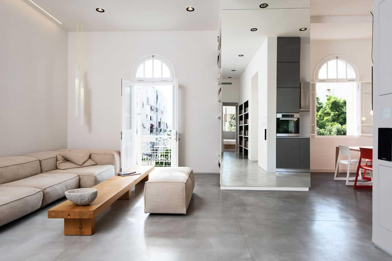 Tel aviv flat by chiara ferrari studio