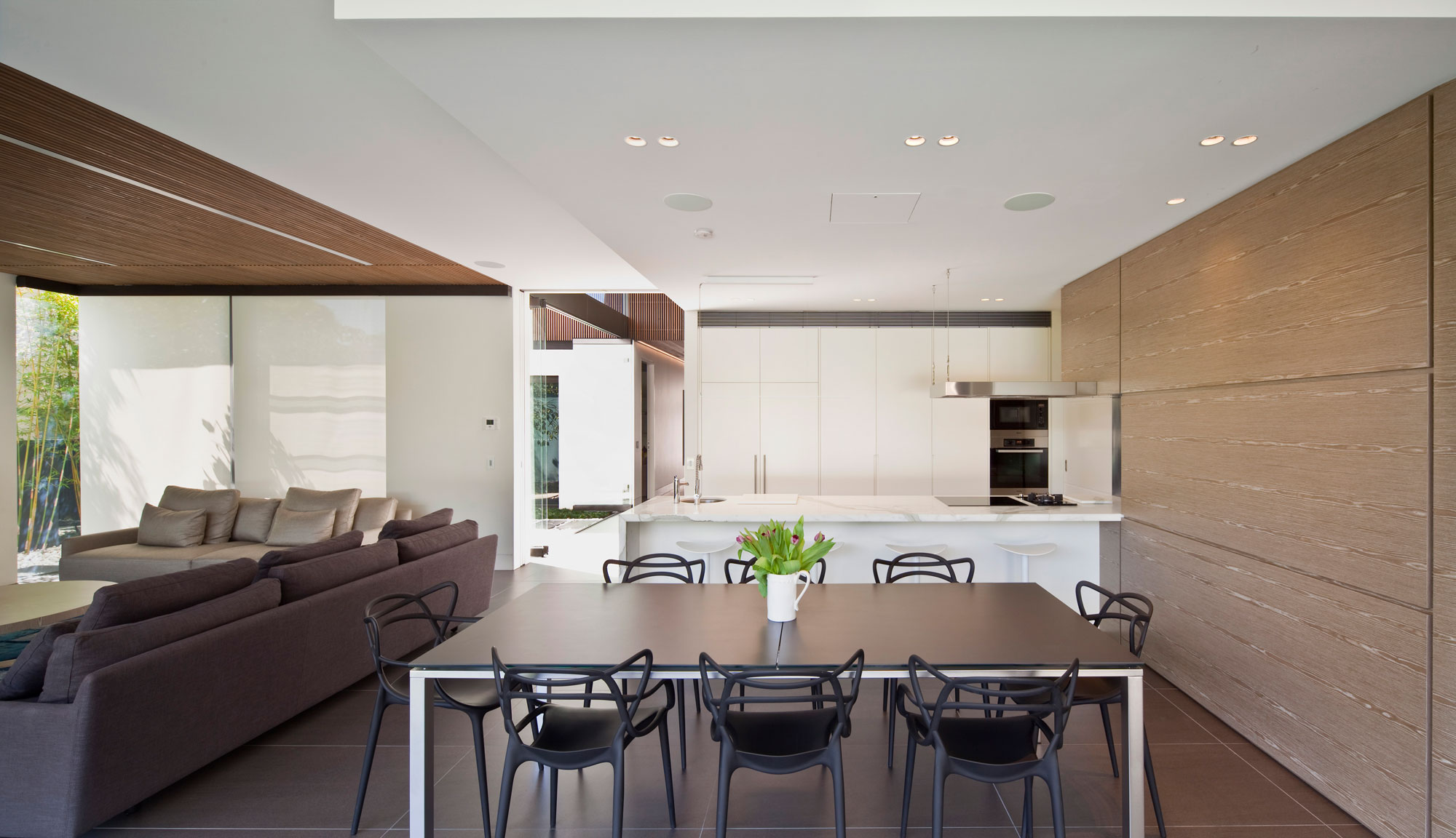 Z House by Bruce Stafford Architects