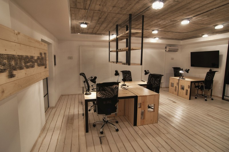 Design Your Own Office Wood Floor Office