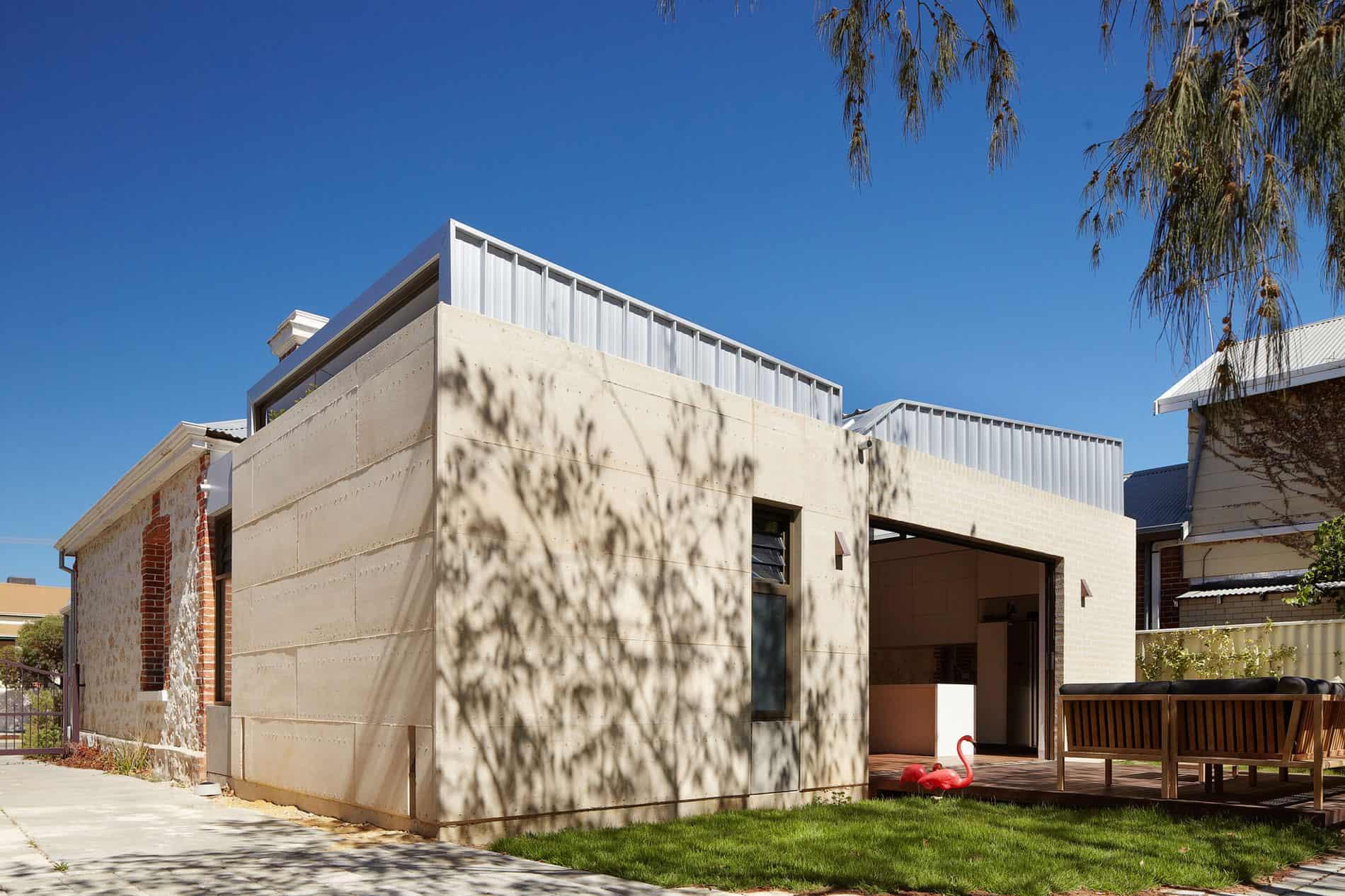 Fremantle Additions by Jonathan Lake Architects (5)