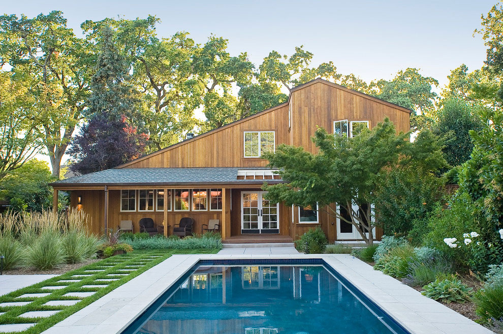 A Wine Country Renovation by Marcus & Willers Architects