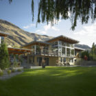 Central Washington River House by McClellan Architects (4)