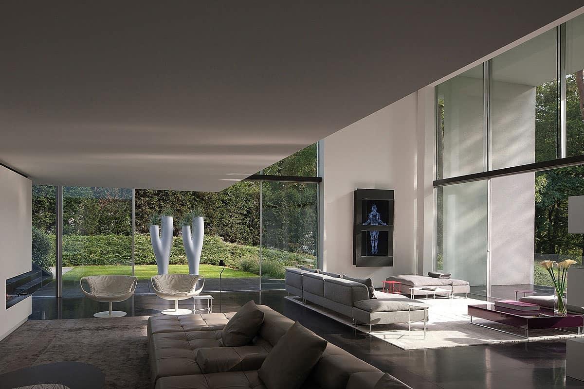 GENETS 3 by Atelier d'Architecture Bruno Erpicum & Partners