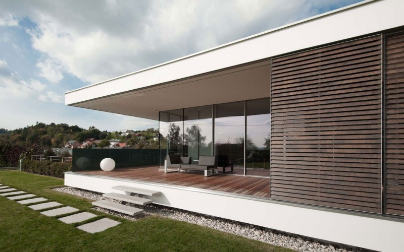 Haus SK by TWO IN A BOX – ARCHITEKTEN ZT GMBH