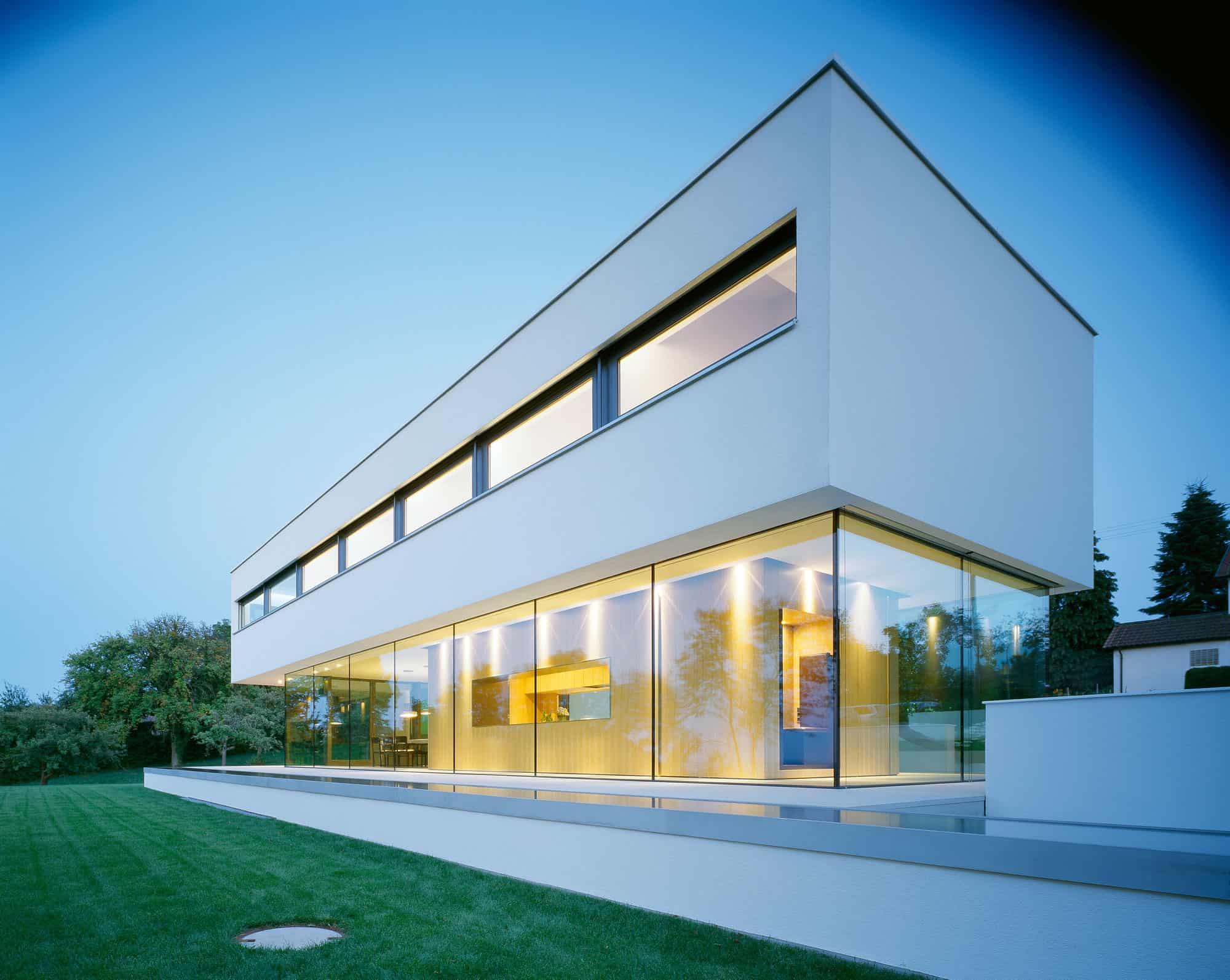 House philipp by philipp architekten - Philipp architekten ...