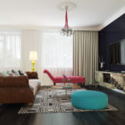 Modern Pop Art Interior by Dmitriy Schuka  (5)