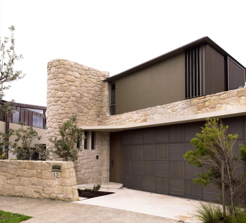 Quarterdeck house by luigi rosselli architects - Maison cliff top luigi rosselli architects ...