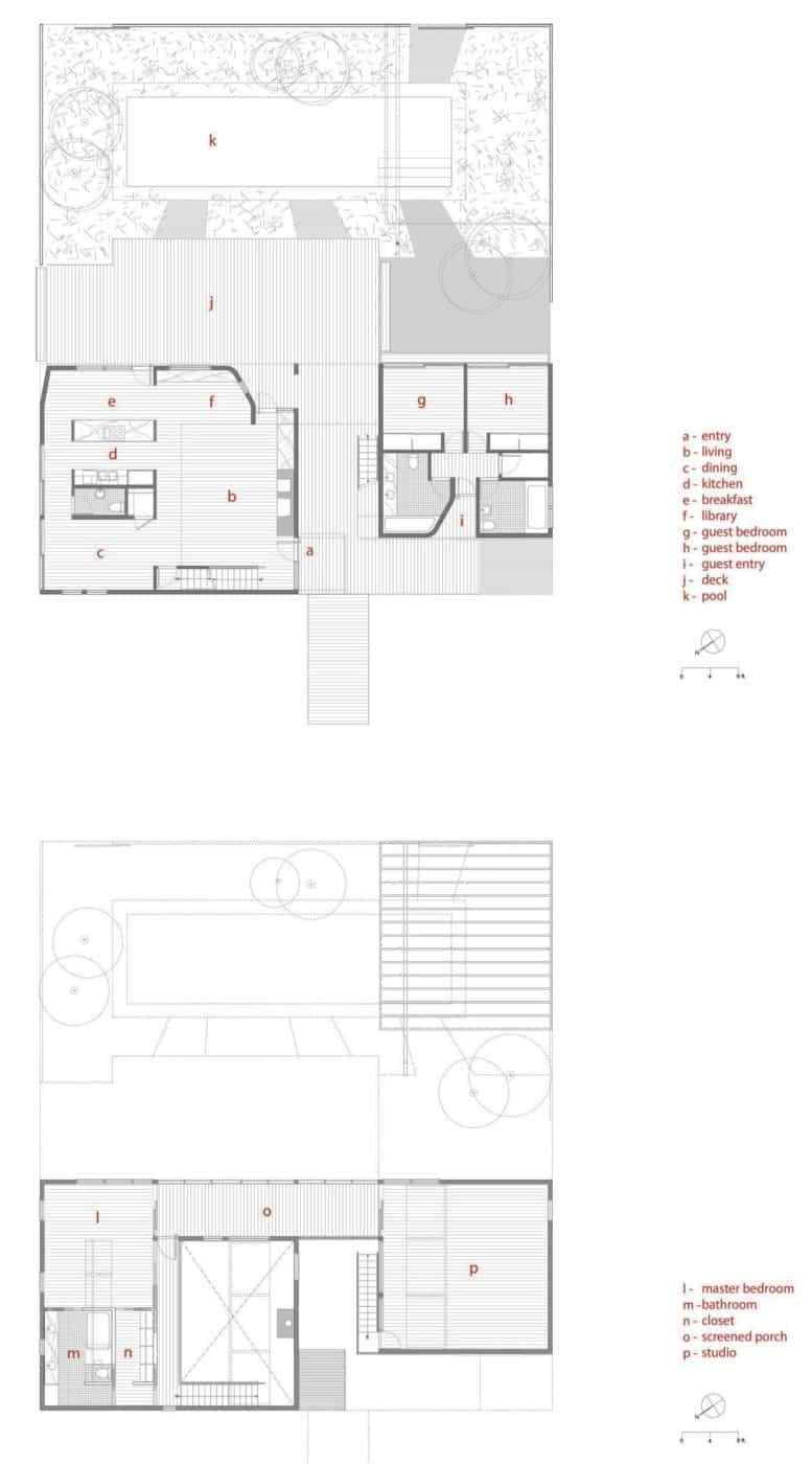 sagaponac house by stan allen architect