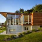 Vashon Cabin by Vandeventer + Carlander Architects (1)