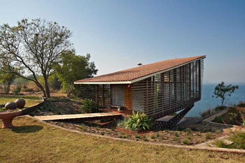 Awesome Oak Pass House By Walker Workshop