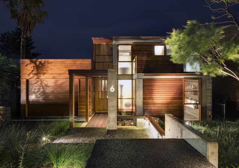 South coast residence by indyk architects - Maison south perth matthews mcdonald architects ...