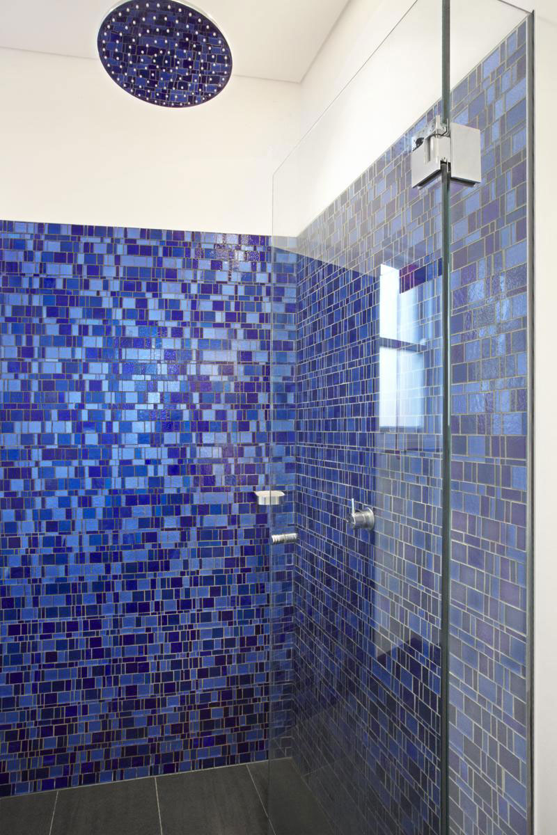 Colorful Discount Bathroom Tiles Vignette - Bathroom - knawi.com